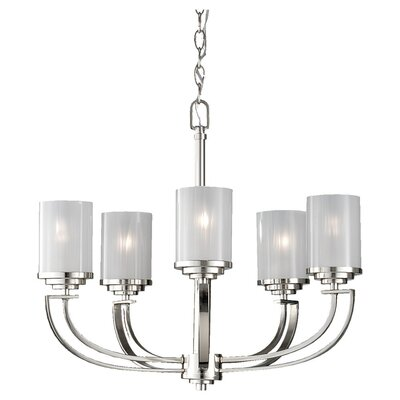 Feiss Finley 5 Light Chandelier