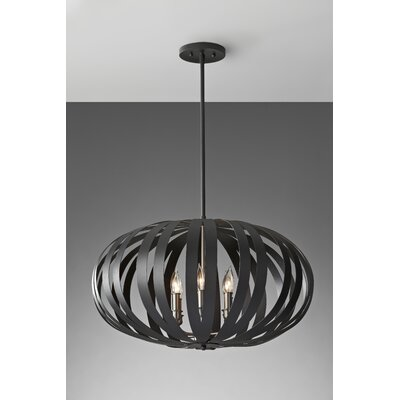Woodstock 6 Light Chandelier