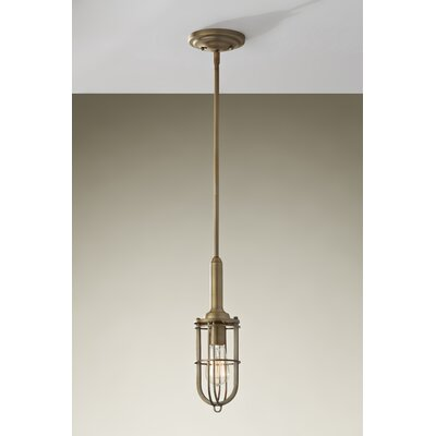 Urban Renewal 1 Light Mini Pendant