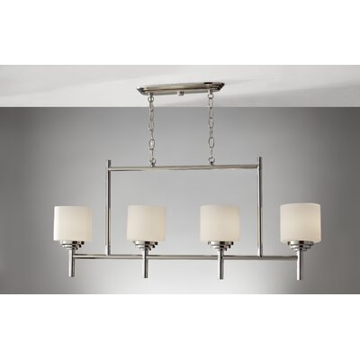 Feiss Malibu 4 Light Chandelier