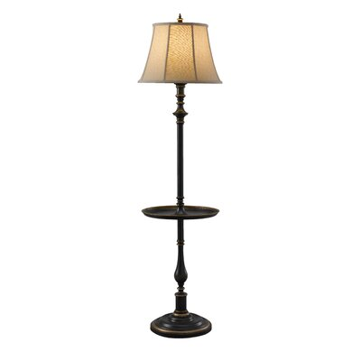 Feiss Maddalyn 1 Light Floor Lamp with Shade