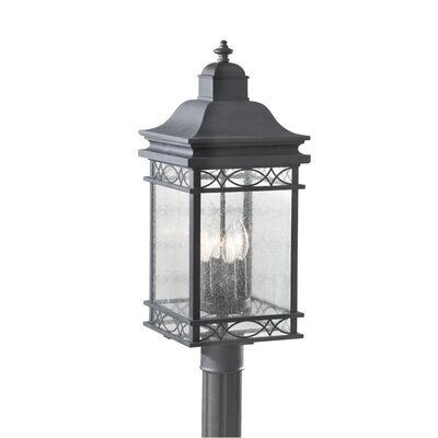 Feiss Liberty 4 Light Outdoor Post Lantern