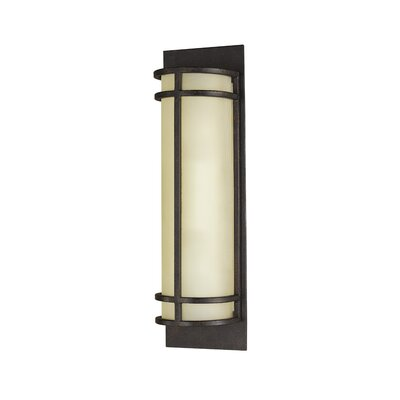Feiss Fusion 2 Light Wall Sconce