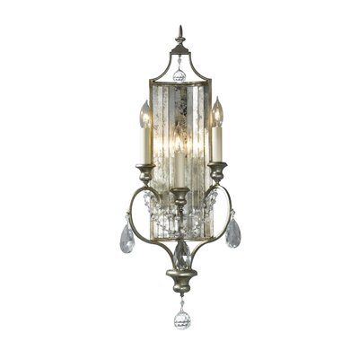 Feiss Gianna 3 Light Wall Sconce