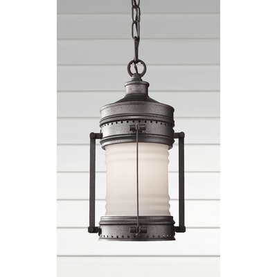 Feiss Dockyard 1 Light Outdoor Hanging Lantern