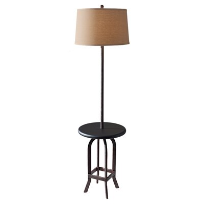 Feiss Kemster 1 Light Floor Lamp
