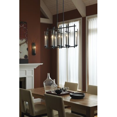 Feiss Ethan 6 Light Chandelier