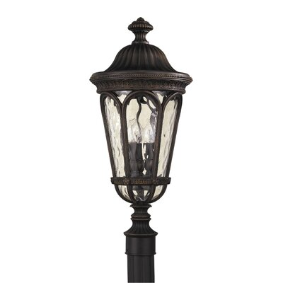 Feiss Regent Court 3 Light Outdoor Post Lantern