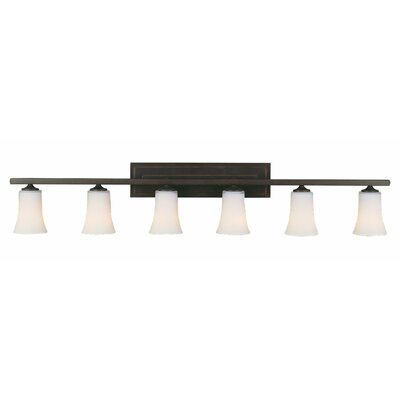 Feiss Boulevard 6 Light  Vanity Light