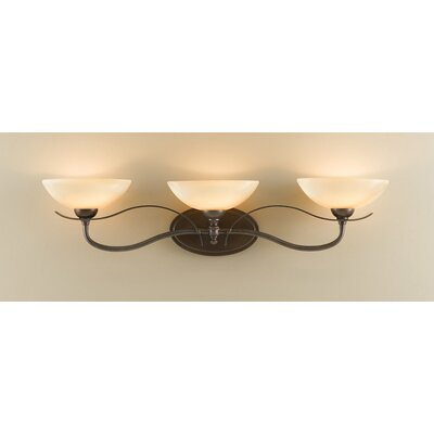Feiss Kinsey 3 Light Vanity Light
