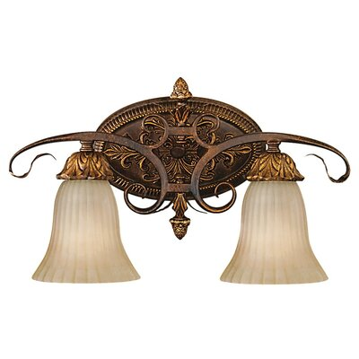 Feiss Sonoma Valley 2 Light Bath Vanity Light