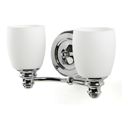 Bentley 2 Light Vanity Light