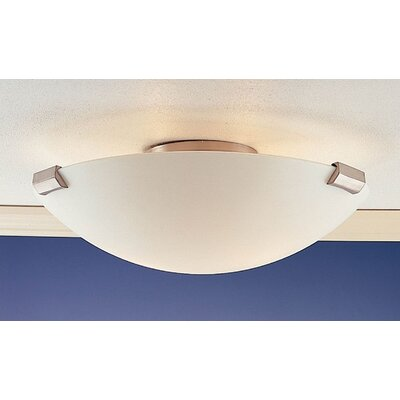 Feiss Gramercy Park Semi Flush Mount