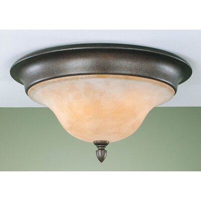Feiss Tuscan Villa Flush Mount