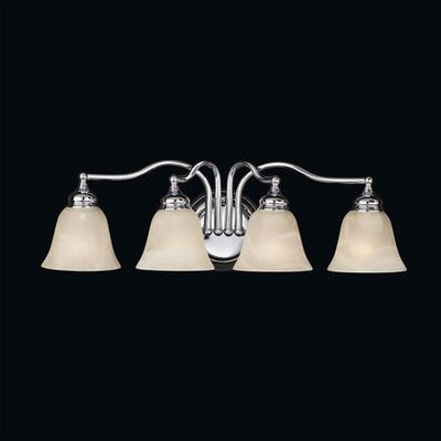 Feiss Bristol 4 Light Bath Vanity Light