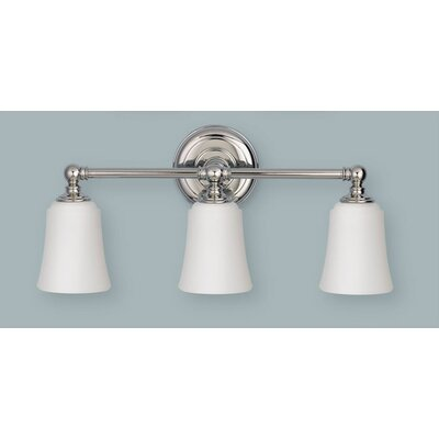Feiss Huguenot Lake 3 Light Vanity Light
