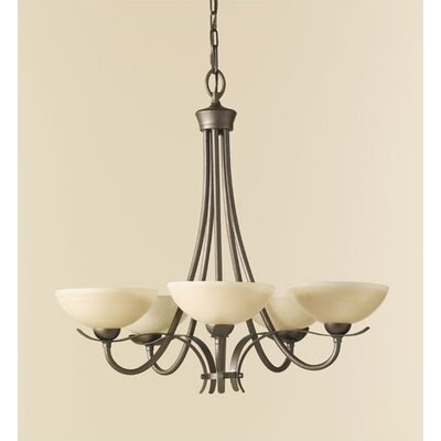 Kinsey 5 Light Chandelier