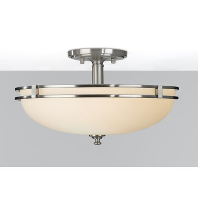 Feiss Kellenberg Semi Flush Mount