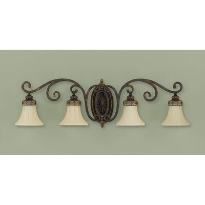 Feiss Cervantes 4 Light Vanity Light