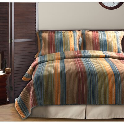 Greenland Home Fashions Katy Quilt Collection