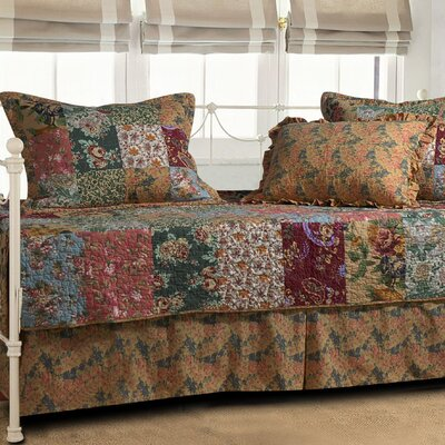 Antique Chic 5 Piece Daybed Set