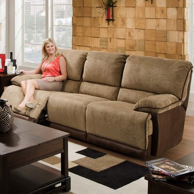 Catnapper Clayton Reclining Sectional