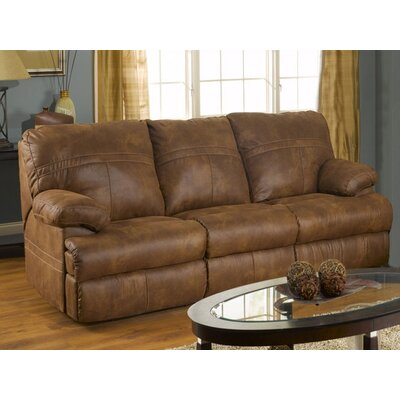 Catnapper Ranger Leather Reclining Sofa