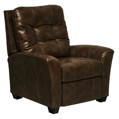 Portland Leather Recliner