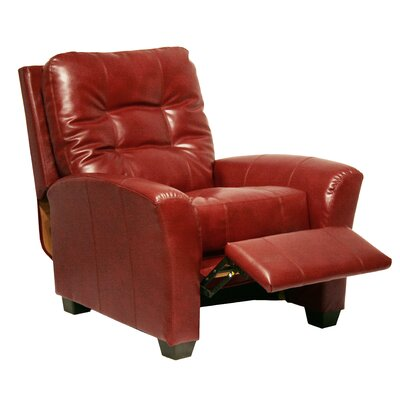 Catnapper Portland Leather Recliner