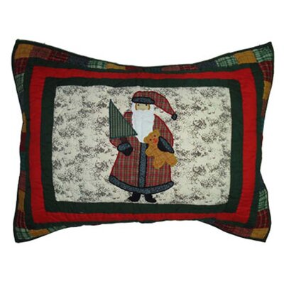 Patch Magic Holiday Cheer Pillow Sham