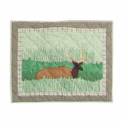 Patch Magic Elk Standard Pillow Sham