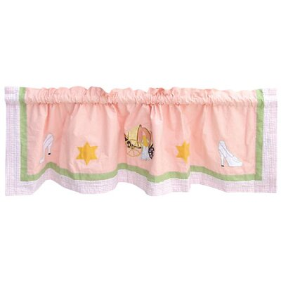 Patch Magic Fairy Tale Princess Cotton Curtain Valance