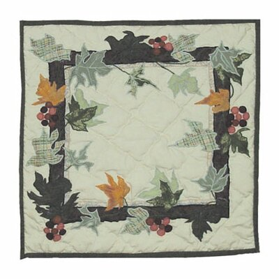 Falling Leaves Toss Pillow