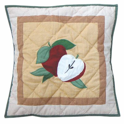 Patch Magic Festive Fruit Toss Pillow