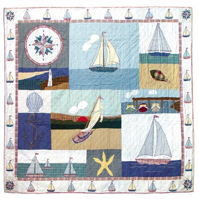 Patch Magic Nautical Quilt