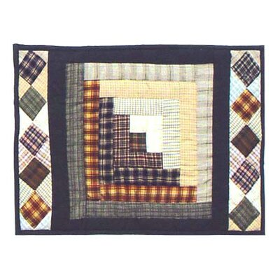 Patch Magic Peasant Log Cabin Placemat