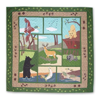 Wilderness Quilt