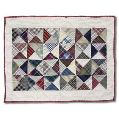 Patch Magic Kaleidoscope Standard Pillow Sham