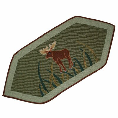 Patch Magic Moose Table Runner