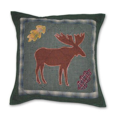 Patch Magic Northwoods Walk Toss Pillow
