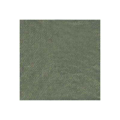 Patch Magic Green Solid Chambray Pillow Sham