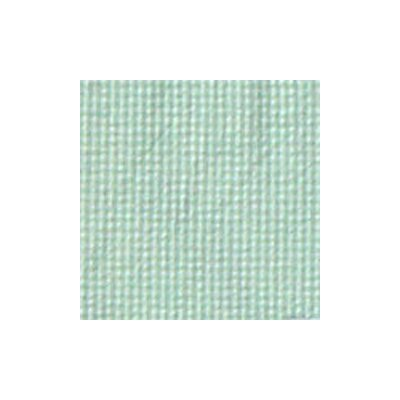 Green Mint and White Gingham Checks Pillow Sham