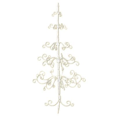 7' White Artificial Christmas Tree