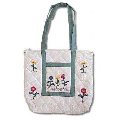 Patch Magic Wildflower Purse Tote Bag