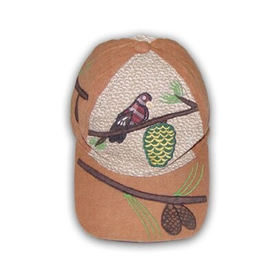 Patch Magic Pinecone Cap