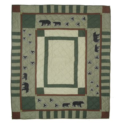 Patch Magic Bear Trail Luxury Quilt