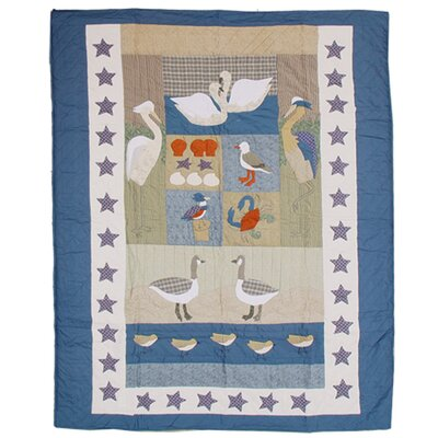 Patch Magic Beach Critters Quilt