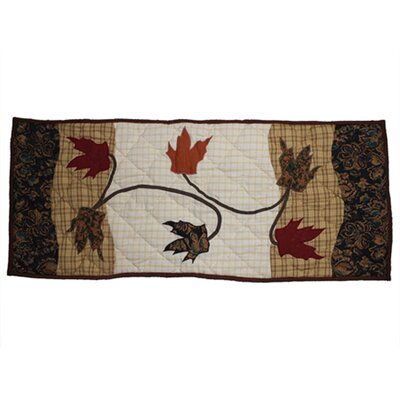 Patch Magic Autumn Leaves Table Runner