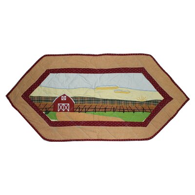 Patch Magic Barnyard Table Runner