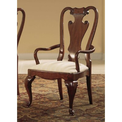 American Drew Cherry Grove Splat Back Arm Chair